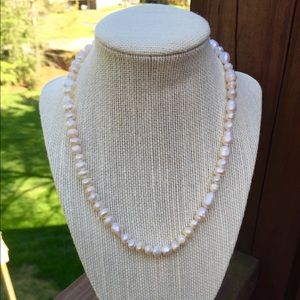 BACKtoBELOVED Pearl Necklace